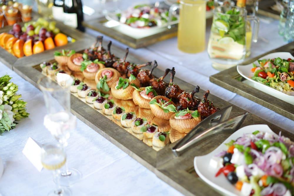 Wedding Food Ideas: Create a Grazing Menu - Rustic Event Venue In
