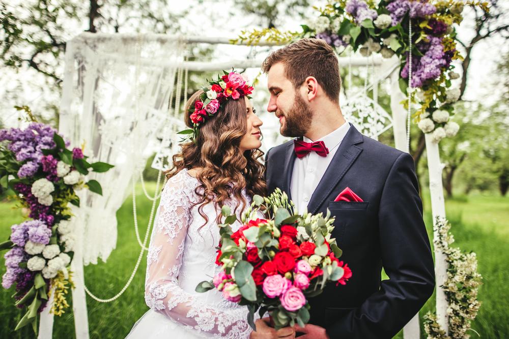 Outdoor Wedding Theme Ideas