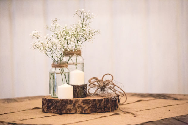 9 Inspiring DIY Rustic Wedding Decor Ideas